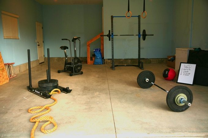 Mahtava connecting garage gyms around the world by scott