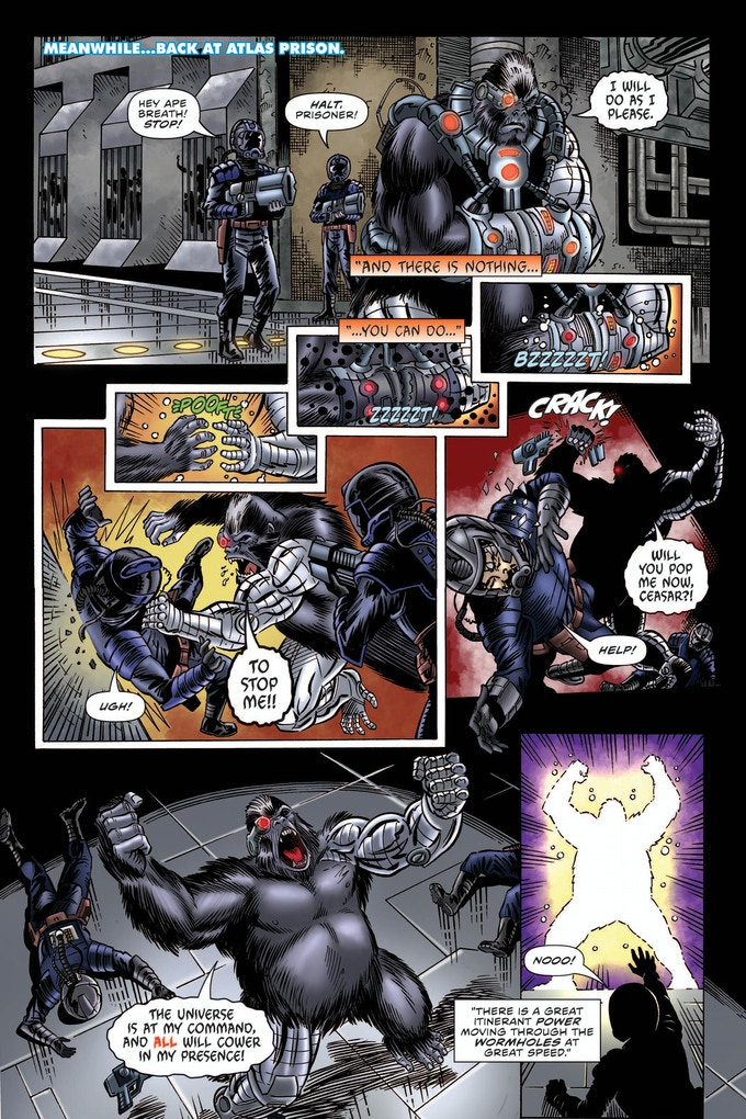 The Power Company #1 Page 4