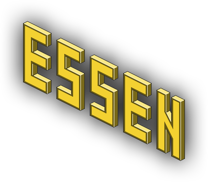 A 30-60min. game for 2-4(-8) players, about selling games -  at Essen. Limited edition - for true board game geeks!