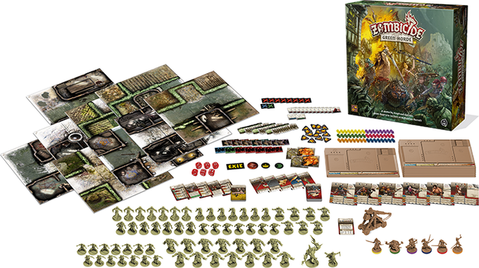 zombicide no rest for the wicked rulebook pdf cmon files