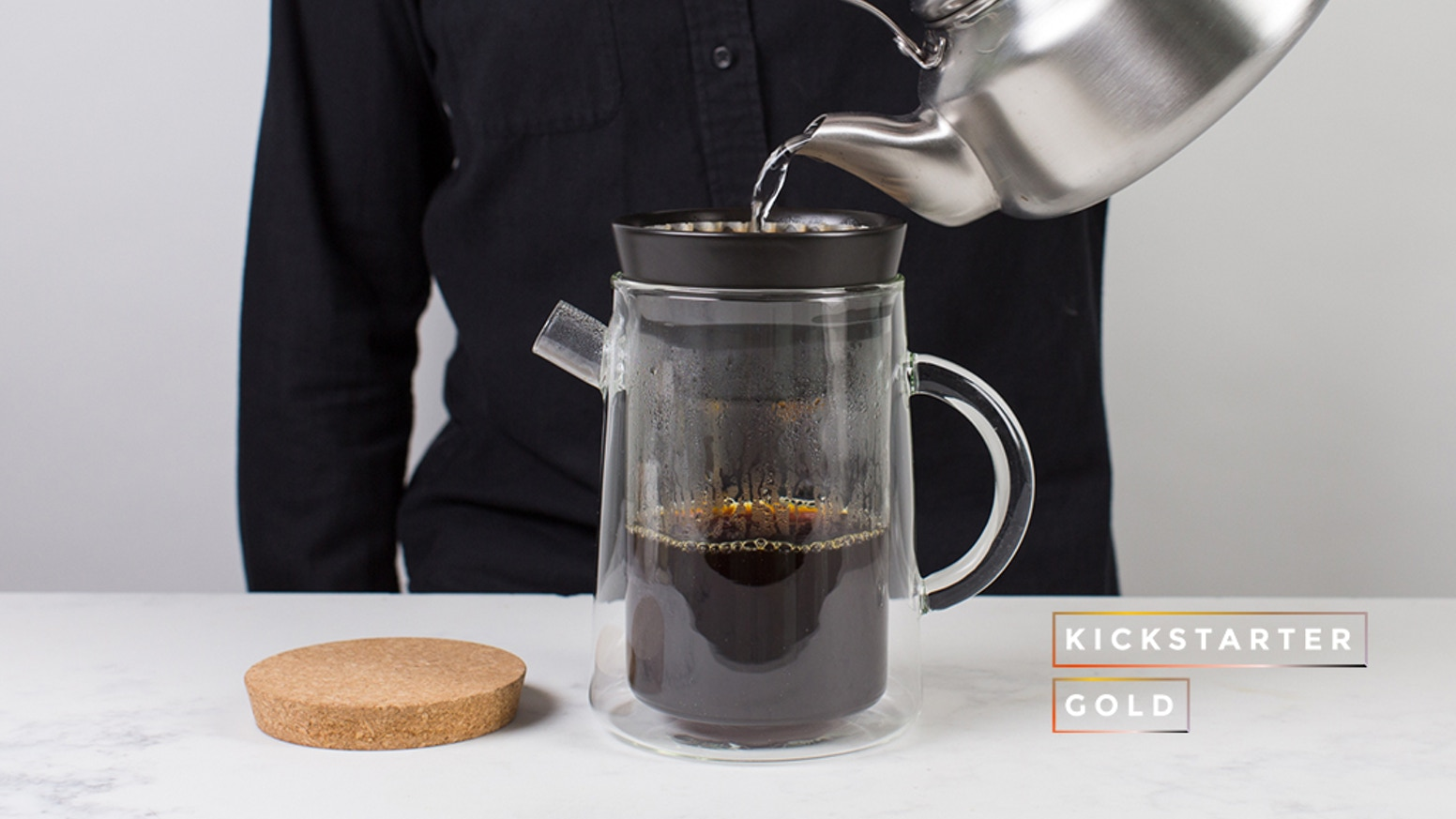 Manual Coffee Maker ~ Kickstarter gold manual coffeemaker nº by craighton