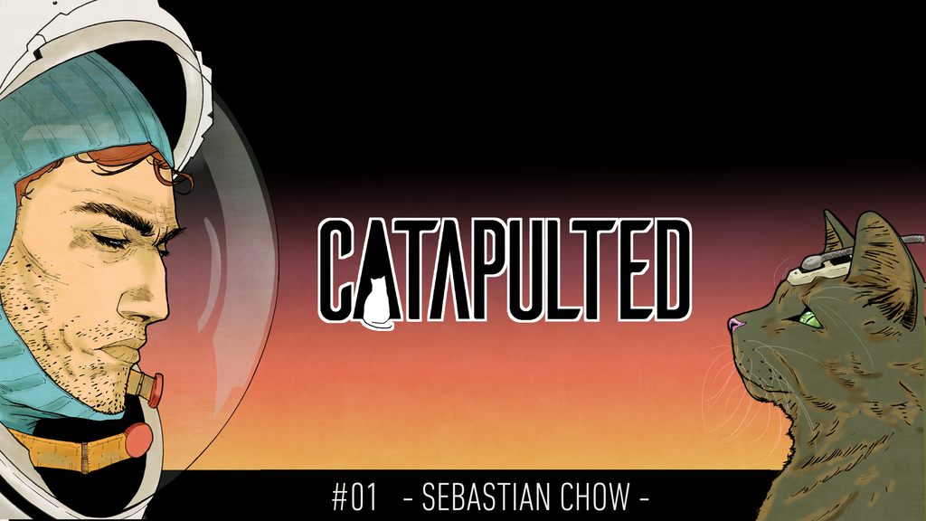 Catapulted - Issue One project video thumbnail