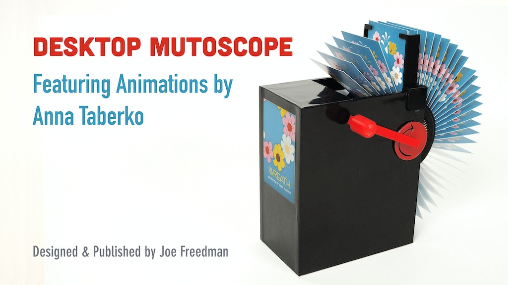 Desktop Mutoscope featuring Animations by Anna Taberko project video thumbnail