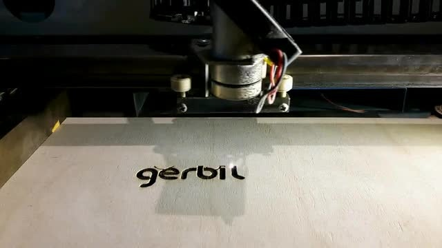 Gerbil: The Open upgrade for your K40 Laser by Paul de Groot