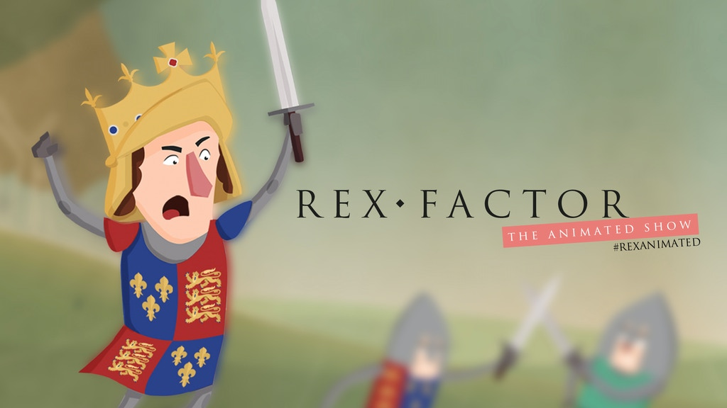 Rex Factor - The Animated Show project video thumbnail