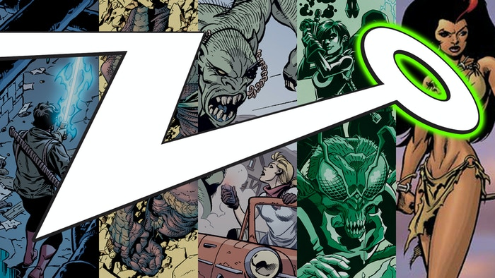 MONSTERS! LOST WORLDS! UFOs! The strange and unknown! Karl Kesel and Tom Grummett finally finish the comic they began 18 years ago!