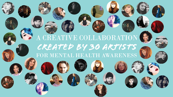 Creative Collaboration By 30 Artists