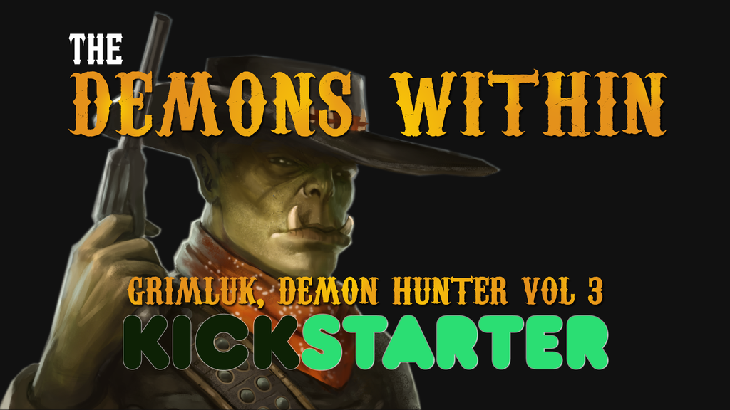 The Demons Within project video thumbnail