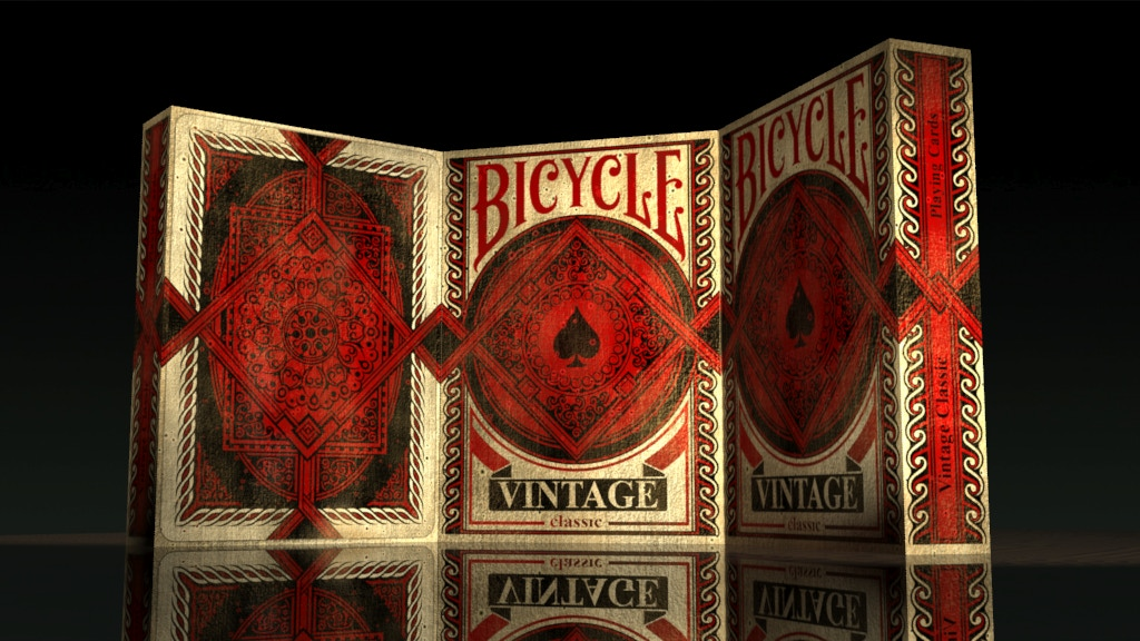 Bicycle Vintage Classic Playing Cards project video thumbnail