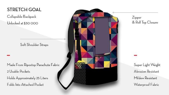 Crapchute Best Bag Ever Made Super Strong Parachute