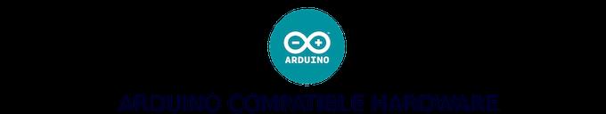 Click the logo to link www.arduino.cc
