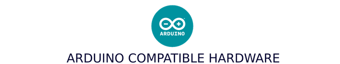 Click the logo to link www.arduino.cc
