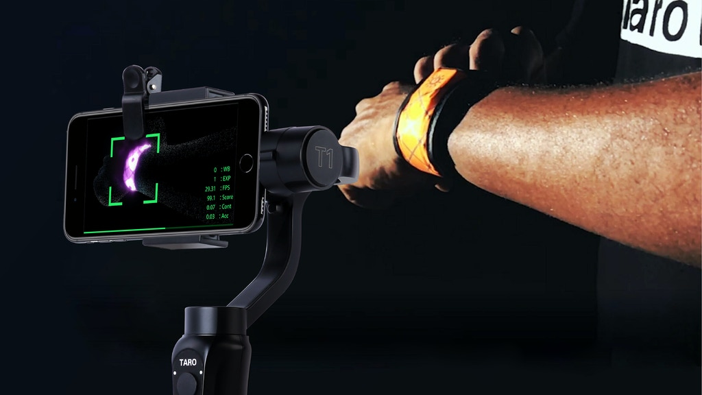 Taro: Your Next Camera-Mate | Auto-tracking + Stabilizer 2.0 project video thumbnail