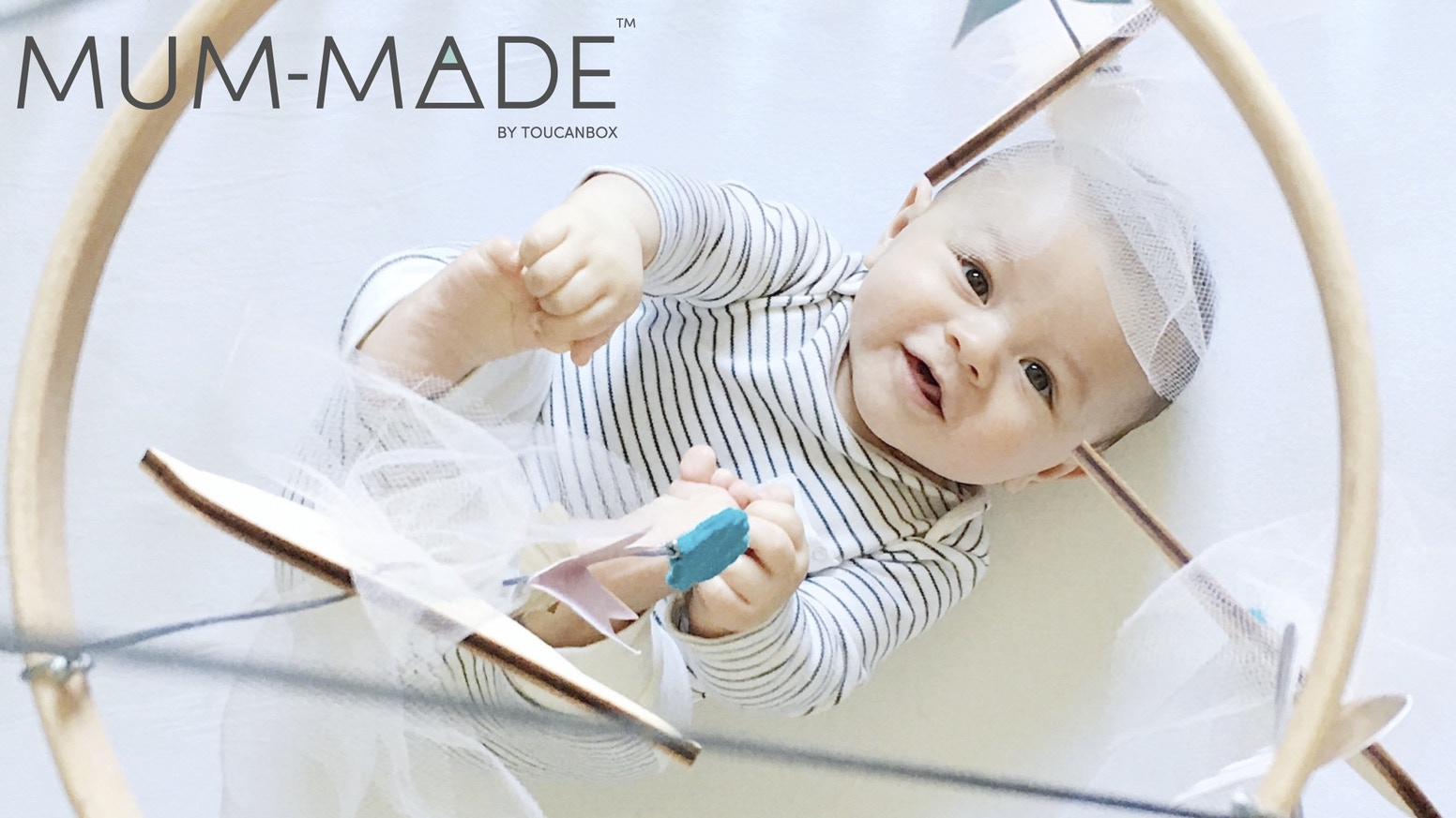 Give mums the power to assemble, build and customise unique keepsakes for the wonderful new addition to their lives.