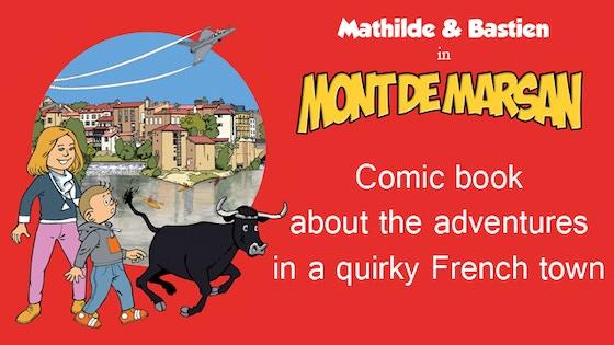Mathilde & Bastien in Mont de Marsan : Translated to English