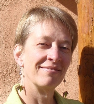 Co-Author Barb Horn