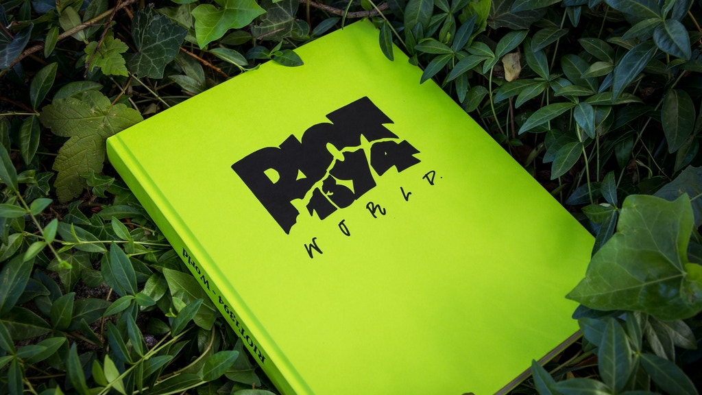 RIOT1394 - World   Graffiti-Book project video thumbnail