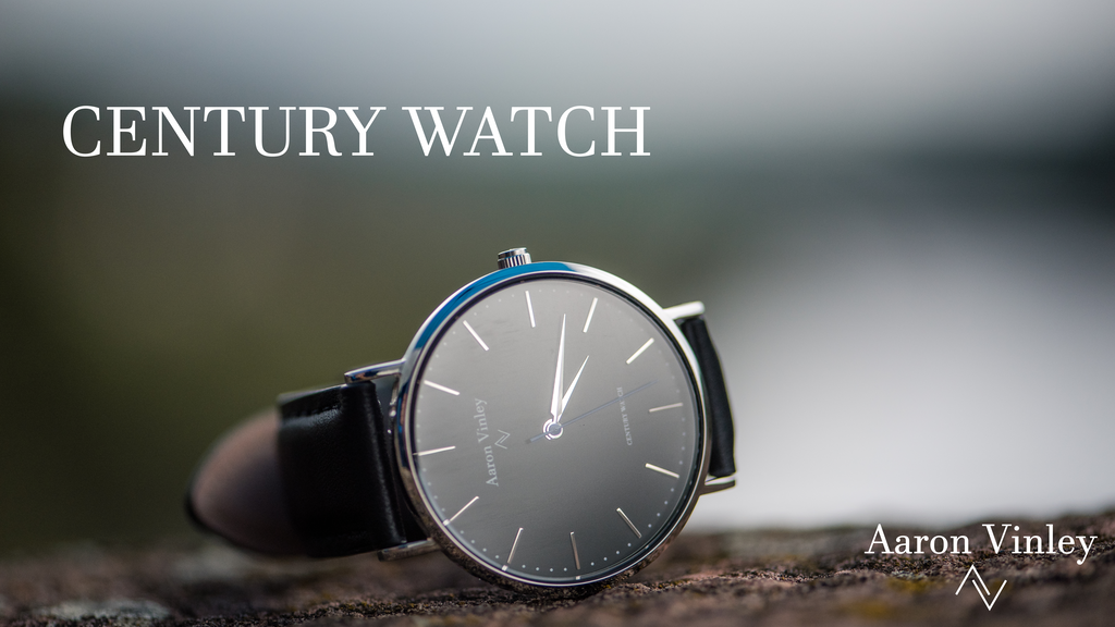 'Century Watch' by Aaron Vinley - A Design for a Century project video thumbnail