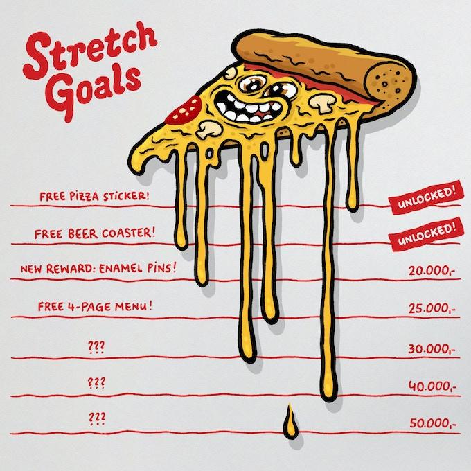Pizza Infografica