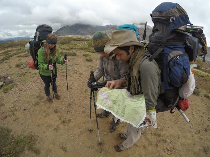 Wilderness Guide/American Traveler