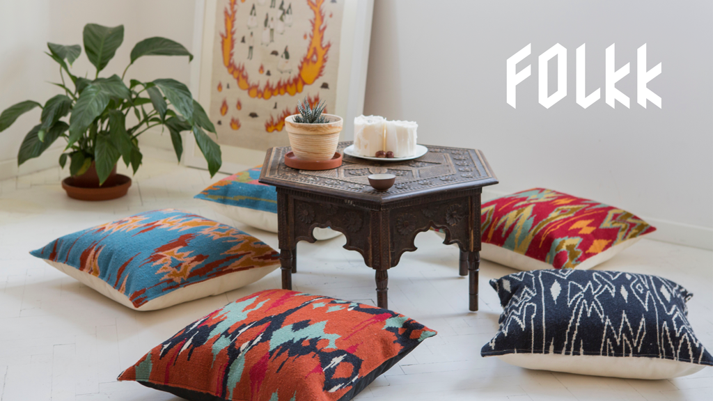 Folkk: Handcrafted Homeware With a Cause project video thumbnail