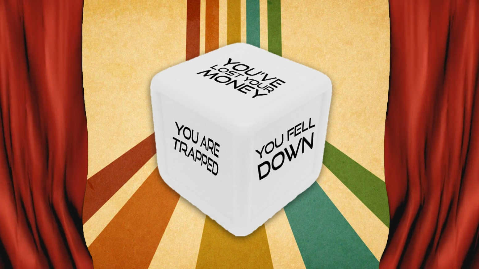 This is the funniest dice you've ever seen! If your bad at making an excuse up than this is the dice for you! It's also a lot of fun!