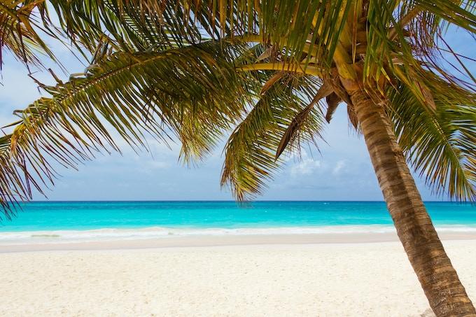 Beach, sun, sea awesome + Backtab = PERFECTION