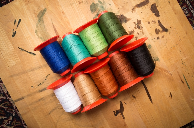 Available Thread Colors