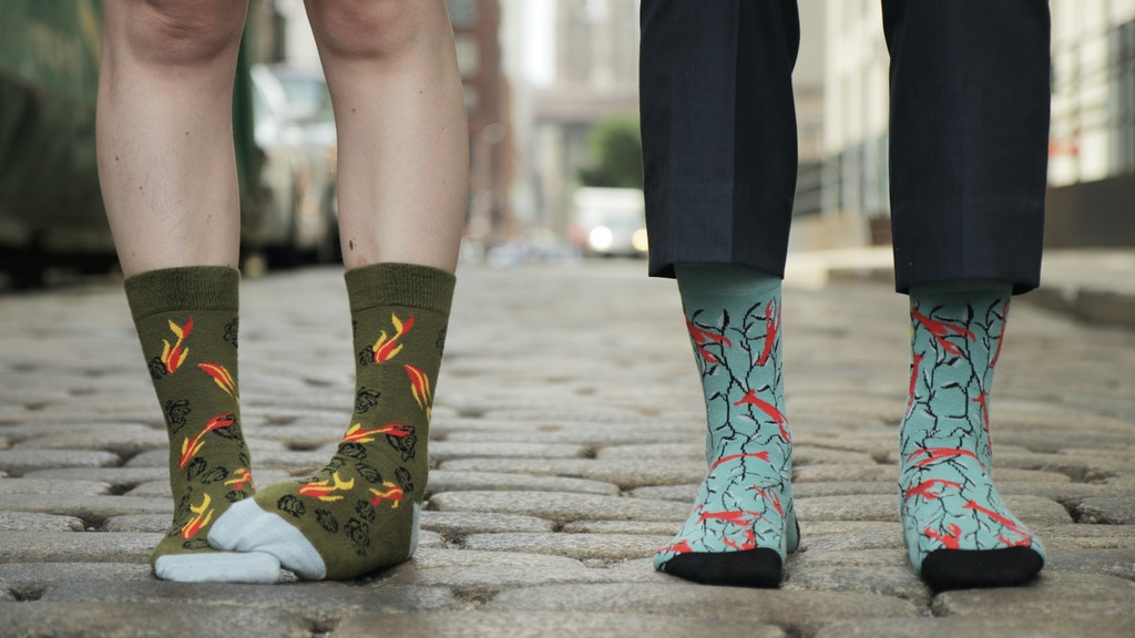 L'énoncé - Bamboo socks - Stylish, Soft, Sustainable project video thumbnail
