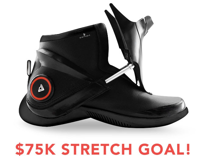 9dff7016019c Help us reach  75K and you will be able to select the black on black  version at the end of the campaign!