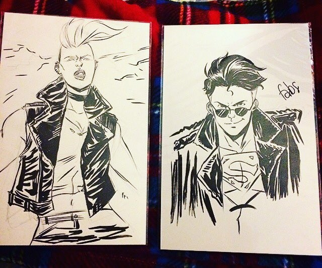 Sample sketches by Fabian Lelay. Actual reward will vary.