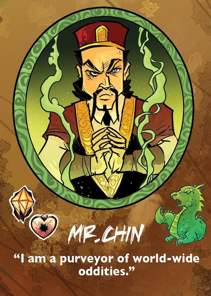 Chin, Mystic