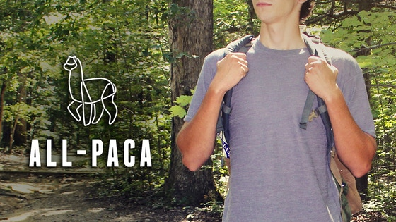 All-Paca | 100% Alpaca Performance Shirts Made in the USA