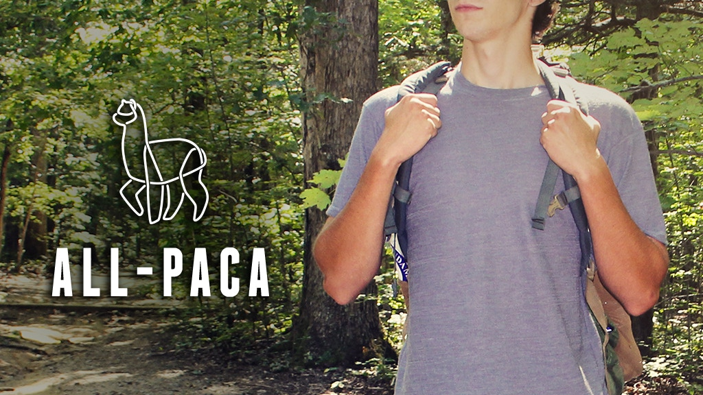 All-Paca | 100% Alpaca Performance Shirts Made in the USA project video thumbnail