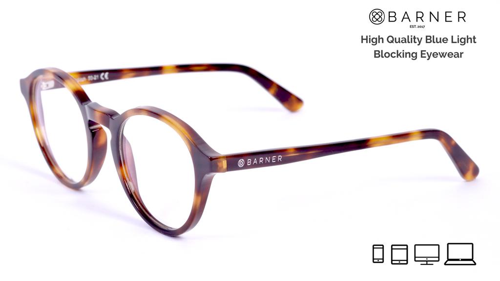 Barner | Sleep & Life Enhancing Eyewear project video thumbnail
