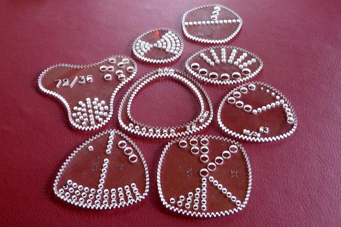 A selection of non-circular gears
