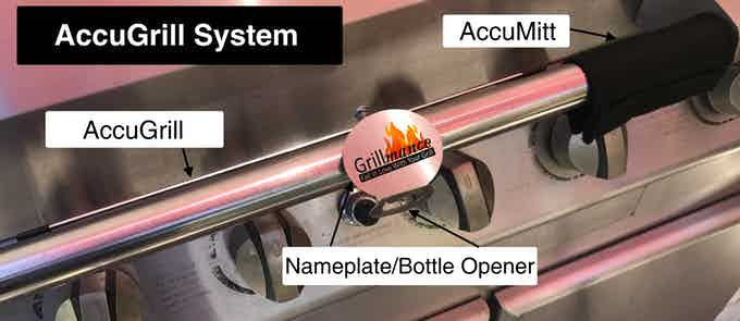 AccuGrill System - Everything Included for Kickstarter Backers Only