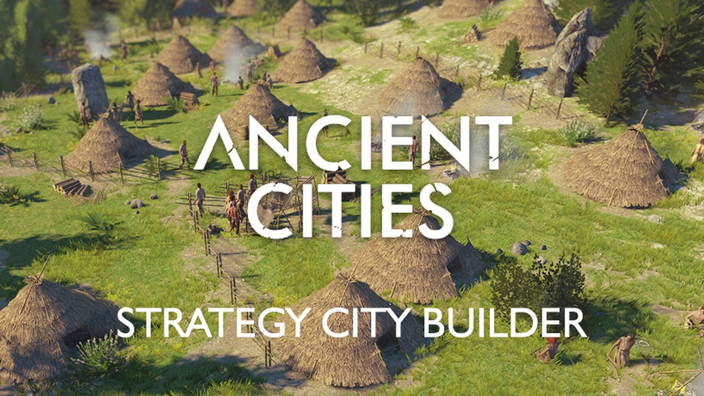 Ancient Cities miniatura de video del proyecto