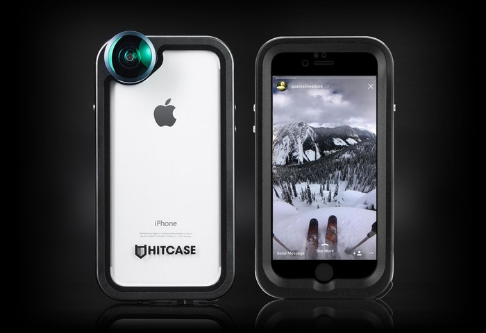 on sale 9e8e4 e57ca HITCASE PRO 2.0: The Ultimate Photo & Video Case for iPhone by ...