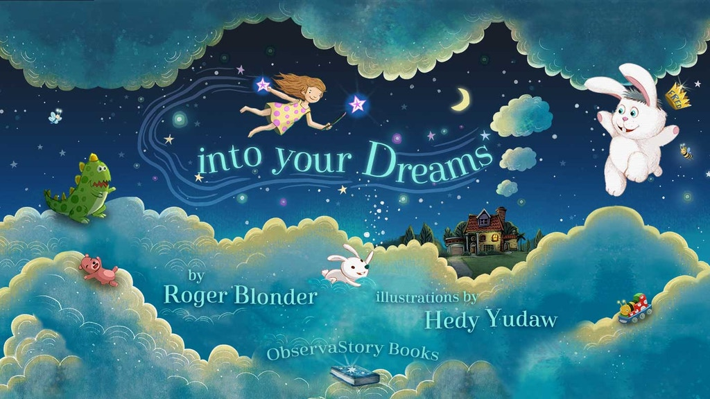 Into Your Dreams project video thumbnail