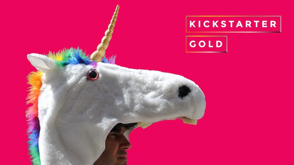 Unicorn Coat project video thumbnail