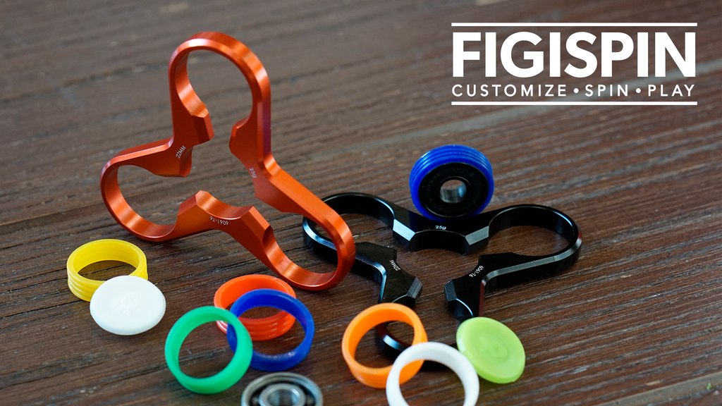 Figispin Pro - Customize. Spin. Play. project video thumbnail