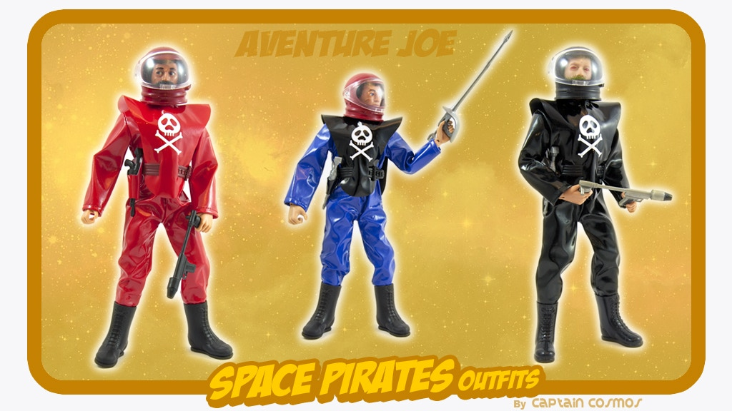 Captain Cosmos and kickstater C3e0759f98706a36c4b04f00cd60a8cd_original