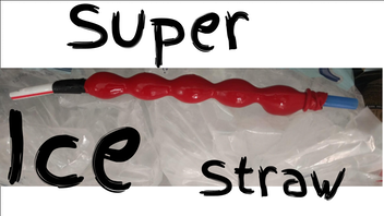 Super Ice Straw