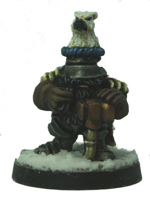 Bear Knight Commander