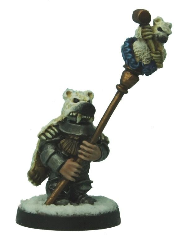 Bear Knight Standard