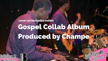 Gospel Album and Concert Present JBM
