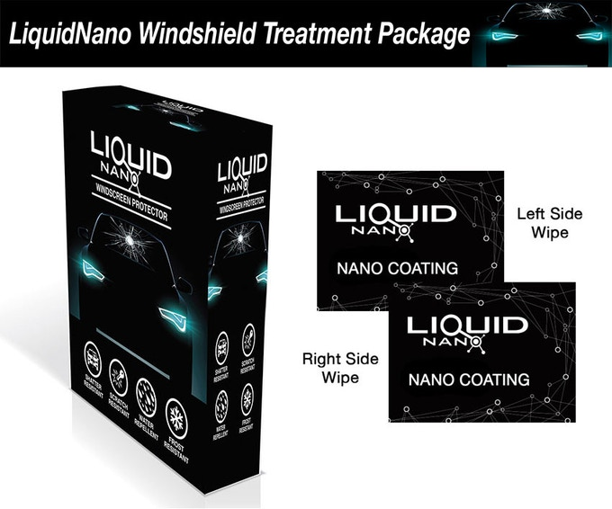 LiquidNano Windshield Treatment by LiquidNano — Kickstarter