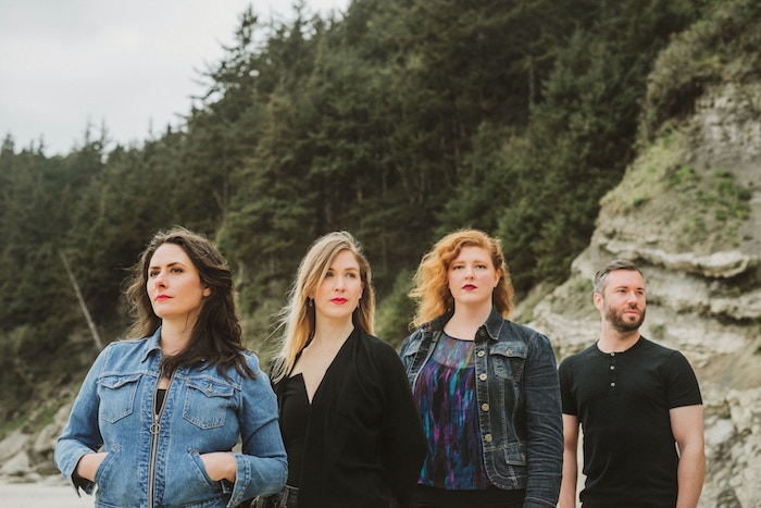Portland, OR folk outfit, Lenore, is heading into the studio on January 14, 2017 to begin recording their self-titled debut album. Expected release in September, 2017.