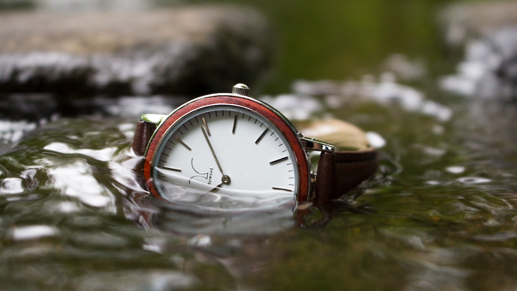 Narwood - Wooden watches crafted for a sustainable future project video thumbnail